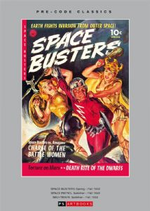 Pre Code Classics Space Busters / Space Patrol / Nightmare